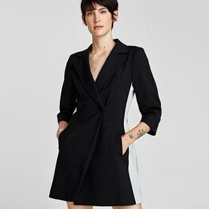 Zara blazers dress (8352)